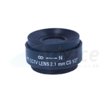 2.1 mm Lens CS-Mount WATASHI#WLW002