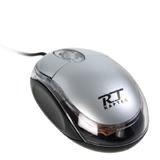 USB Optical Mouse RAPTEC (RT11) Silver