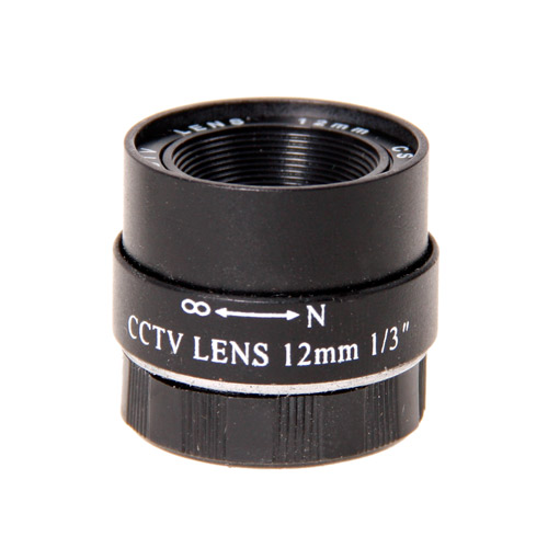 12 mm Lens CS-Mount PeopleFu