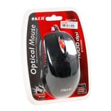 PS/2 Optical Mouse OKER (L7-30)  Black