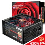 PSU TSUNAMI Red Strom 620W.