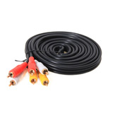 Cable Sound RCA TO RCA 3:3 ( 3M) THREEBOY
