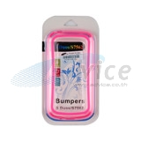 Bumper for Galaxy S Duos (Pink) S7562