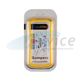 Bumper for Galaxy S Duos (Yellow) S7562