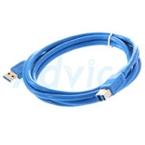 Cable PRINTER USB3 (1.5M) THREEBOY
