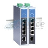 Gigabit Switch 5 Port MOXA (EDS-G205A-4PoE -1GSFP)