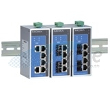 Switch 6 Port MOXA (EDS-P206A-4PoE-MM-SC)