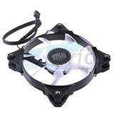 FAN CASE COOLER MASTER 120mm Jetflo (Blue LED)