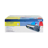 Toner Original BROTHER TN-340 Y