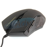 USB Optical Mouse NUBWO (NM-19 SILENT) Black