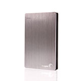 1 TB Ext 2.5'' Seagate Backup Plus Slim (Silver, USB3)