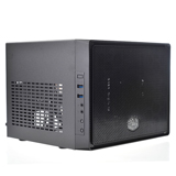 Mini-ITX Case (NP) mITX COOLER MASTER Elite110 (Black)