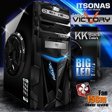 ATX Case ITSONAS Victory (Black)