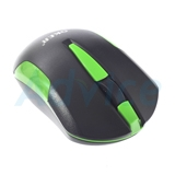 Wireless Optical Mouse OKER (M-51) Green/Black