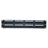 Patch Panel 48 port CAT5e LINK (US-3048)