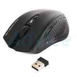 Wireless Optical Mouse NUBWO (NM-09 ENTERPRISE) Black