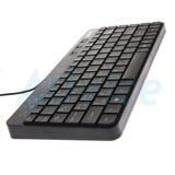 USB Keyboard OKER  (Mini-F8) Black