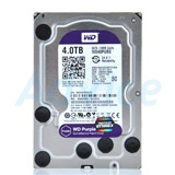 4 TB. SATA-III Western Purple (64MB.) For CCTV