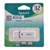 32GB 'Apacer' (AH333) White