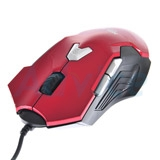 USB Optical Mouse MD-TECH (MD BC-101) Gaming Red/Black