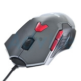 USB Optical Mouse MD-TECH (MD BC-101) Gaming Gray/Black