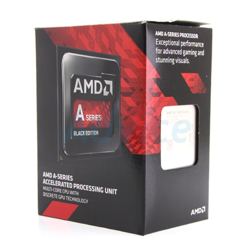 CPU AMD A6-7400K Black Edition