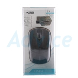 Wireless Optical Mouse RAPOO (MS1190-BK) Black