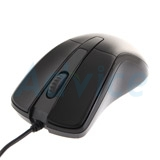 USB Optical Mouse RAPOO (MSN1162-BK) Black