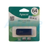 64GB 'Apacer' (AH334) Blue