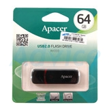 64GB 'Apacer' (AH333) Black