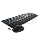 (2in1) Wireless LOGITECH (MK345) Black