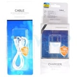 Adapter USB Charger + Micro USB Cable (TS-C051+MU01-800)