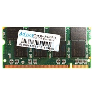 RAM DDR(400  NB) 1GB Blackberry