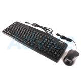 (2in1) USB OKER (KB-338) Black