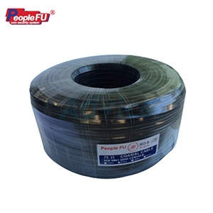 Cable 200M RG6/168 PeopleFu