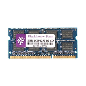 RAM DDR3(1333, NB) 2GB Blackberr 16 Chip