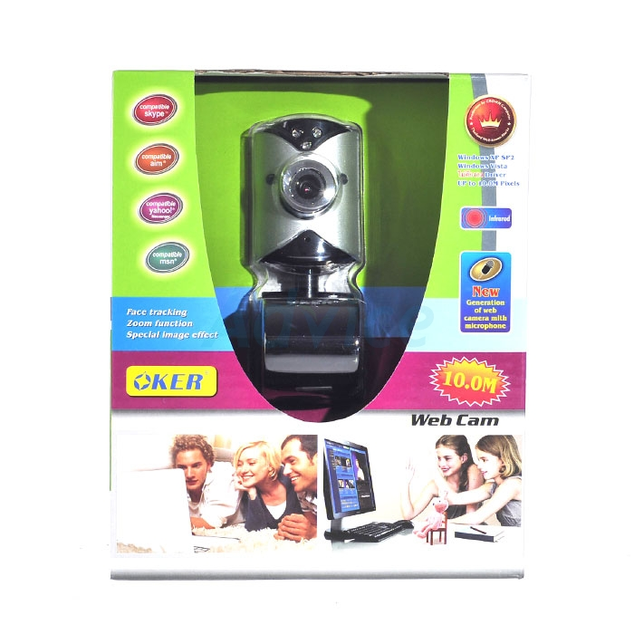 WEBCAM OKER (088) BLACK