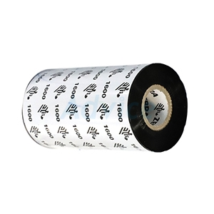 Ribbon Barcode 110X300 Zebra (Black)
