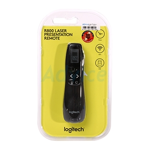 Laser Pointer Logitech R800