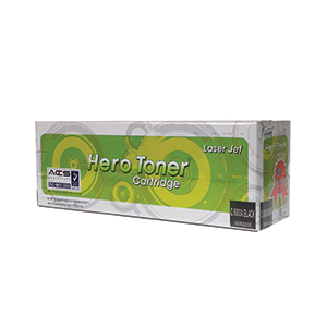 Toner-Re HP 124A-Q6000A BK (New Durm) - HERO