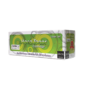 Toner-Re HP 124A-Q6001A C (New Durm) - HERO