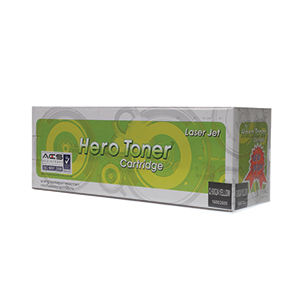 Toner-Re HP 124A-Q6002A Y (New Durm) - HERO