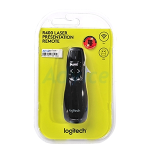 Laser Pointer Logitech R400