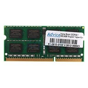 RAM DDR3(1600, NB) 8GB Kingston Value Ram(KVR16S11/8)