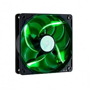 FAN CASE COOLER MASTER 120mm SickleFlow X (Green LED)