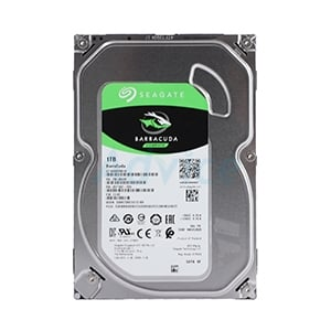 1 TB HDD Seagate BARRACUDA (7200RPM, 64MB, SATA-3, ST1000DM010)