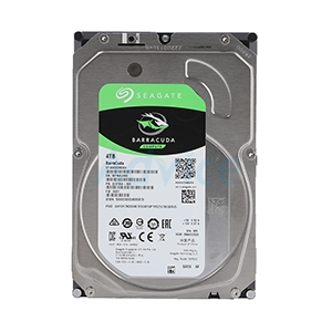 4 TB SATA-III Seagate BARRACUDA (256MB  5400RPM ST4000DM004)