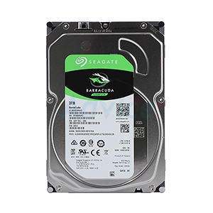 3 TB SATA-III Seagate BARRACUDA (256MB  5400RPM ST3000DM007)