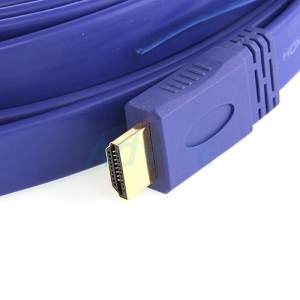 Cable HDMI (V.1.4) M/M (20M) Slim THREEBOY