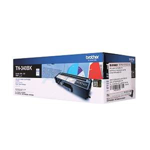 Toner Original BROTHER TN-340 BK